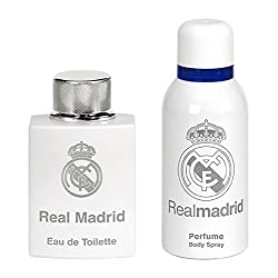Real Madrid Set Perfume...
