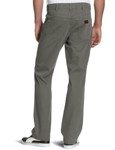 Wrangler Herren Jeans Texas Stretch Grau (Army Grey)
