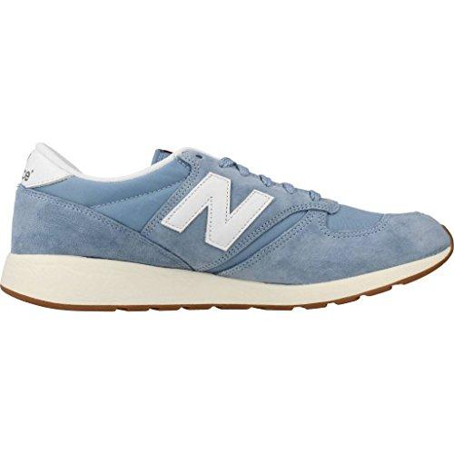 New Balance Trainers - New Balance MRL420 Shoes - Light Blue Light Blue/White