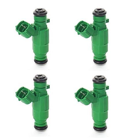 4 X New Flow Matched Fuel Injectors Set For Hyundai Tucson Kia Sportage 35310-37150