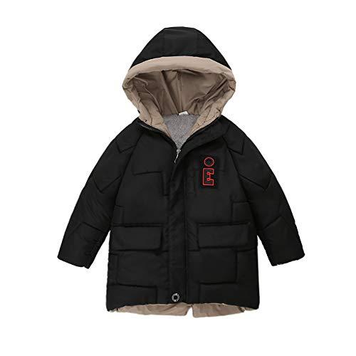 Hniunew Packable Down Jacket with Hood Kind Daunenmantel Bomberjacke Snowboard Jacke Daunenjacke ÜBergangsjacke Ultraleicht Winddicht...