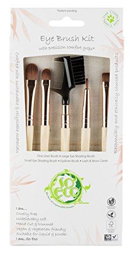 Eye Brush Kit, Pinceaux Pour Les Yeux