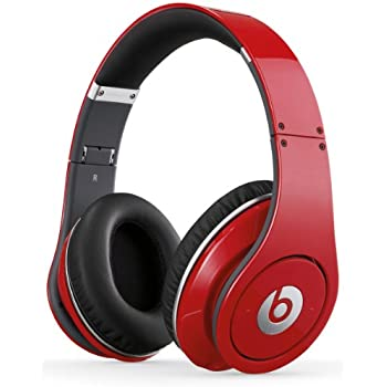 Beats by Dr. Dre Studio Over-Ear Headphones - Red