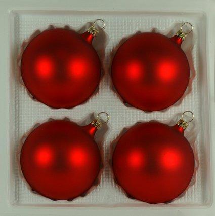 kugeln-rot-matt-4-stuck-d-10cm-christbaumschmuck-weihnachtsbaumschmuck-mundgeblasen-lauschaer-glas-d