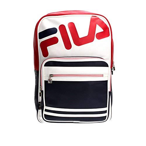 FILA 685020 BASIC BACKPACK ZAINO Uomo BLU RED UNI