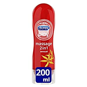 Durex Play Massage 2in1 Sensual, 200 ml