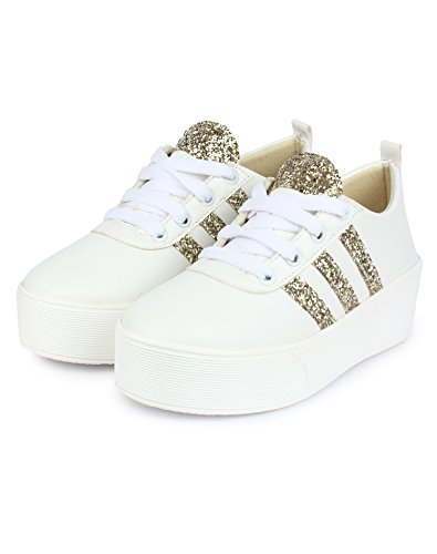 Do Bhai Vam-Cheeni Smart Casual Sneakers Shoes for Women