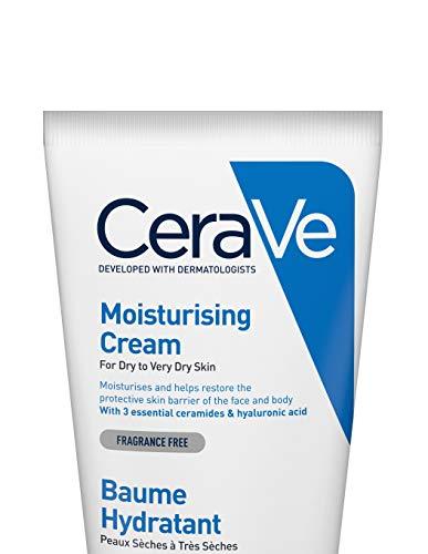 CeraVe Feuchtigkeitscreme für Gesicht und Körper (1x 177 ml)