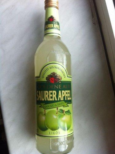 Nordbrand Goldene Aue Saurer Apfel 0,70l