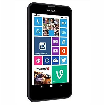 Nokia Lumia 635 UK SIM-Free Smartphone - Black