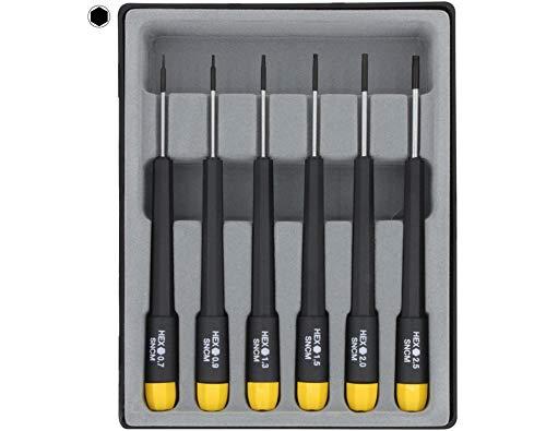 Donau Elektronik 280–63Sechseck Schlüssel, 4–8mm