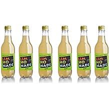 Pack de 6 Limhonade APFEL limonada agridulce para adultos con extracto de lúpulo, 6 botellas