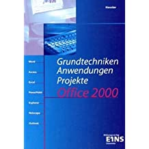 Grundtechniken, Anwendungen und Projekte für Office XP: Einzelplatzlizenz CD-ROM