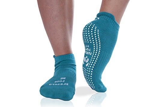 chaussettes-de-yoga-antiderapantes-pour-pilates-rehabilitation-hopital-sol-glissant-revetement-avec-