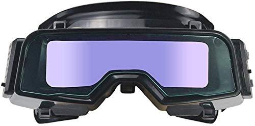 Xiegons0 Auto Oscurecimiento Soldadura Gafas Soldadura