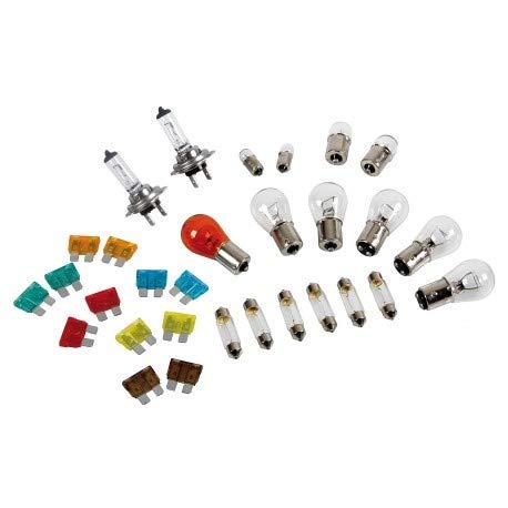 Coffret Ampoules de Secours H7 24V 30 Pieces