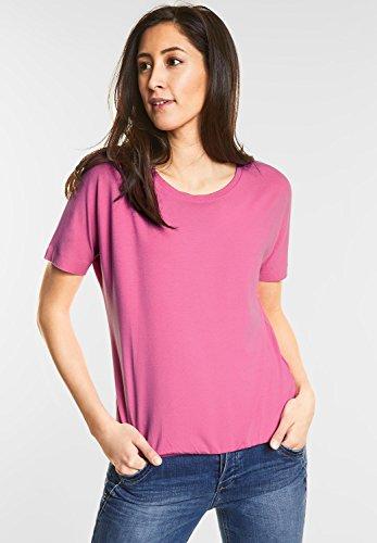 Street One Damen Weiches Shirt Gunja flamingo pink (pink)