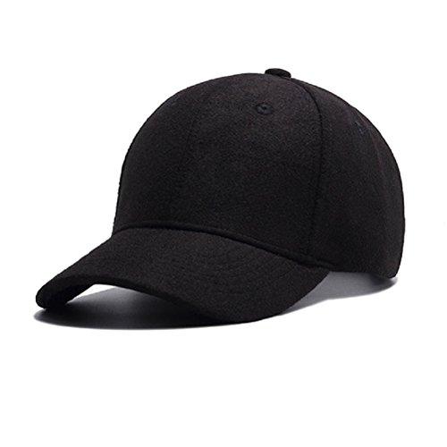 GADIEMENSS Cap for Men Hats Baseball Ball Caps Novelty Clothing for Dad  Wool Apparel Fabric Hats f279771ceceb