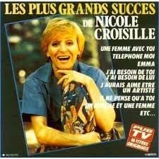 LES PLUS GRANDS SUCCES DE NICOLE CROISILLE
