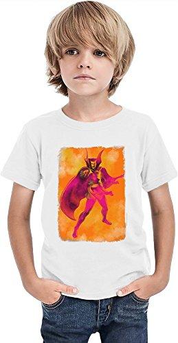 Slick Slick Slick Ultimate Marvel Doctor Strange Camiseta de Los Muchachos