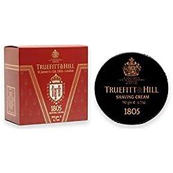 Truefitt y colina 1805crema de afeitado cuenco