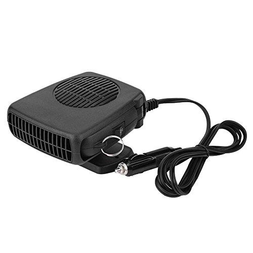 Ventilador calefacción auto coche portátil