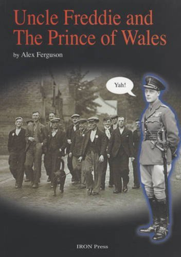 MY UNCLE FREDDIE & THE PRINCE OF WALES (English Edition)