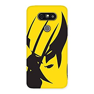 Wolf Zone Back Case Cover for LG G5