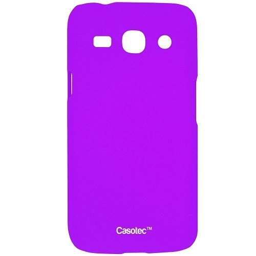 Casotec Ultra Slim Hard Shell Back Case Cover for Samsung Galaxy Star Advance G350 - Purple  available at amazon for Rs.125