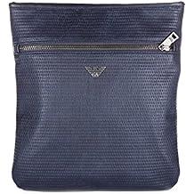 Armani Jeans bolso con bandolera hombre nuevo blu