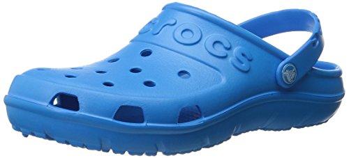 Crocs Hilo Clog, Sabots Mixte Adulte Bleu (Ocean)