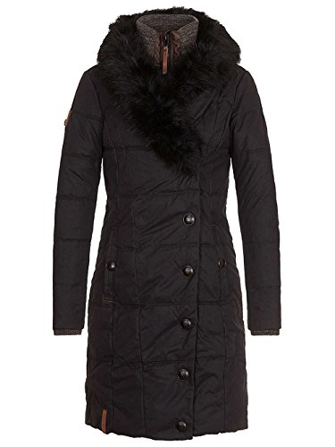 Damen Jacke Naketano Grillmaster Patty II Jacke Black