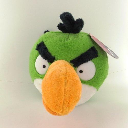 Angry Birds Peluche Green Bird 20 cm