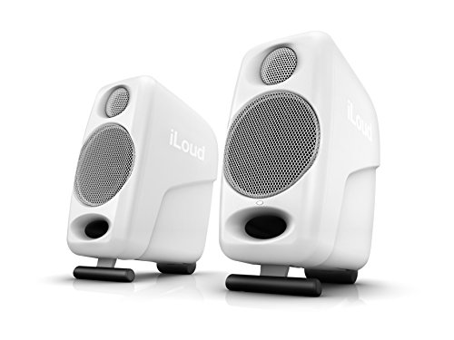 iLoud Micro Monitor White Special Edition Bassreflex Woofer