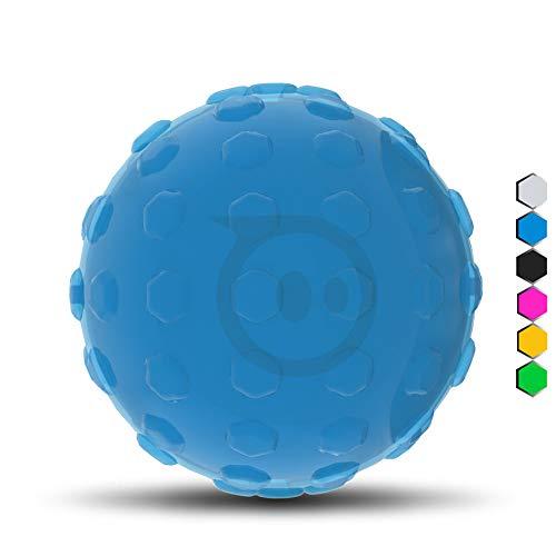 Sphero 2.0 & Sphero SPRK+ Hülle & Cover von Hexnub - Zubehör Abdeckung & Schutzhülle für ferngesteuerten Spielzeug Roboter Ball - ideal für den Outdoor Einsatz - Blau