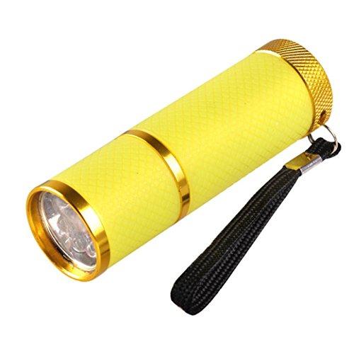 Yogogo nail art accessoires professionnel,Lampe de séchage à gel UV à LED Mini Lampe de séchage professionnelle pour sécheuse à séchage rapide
