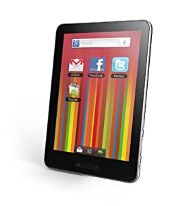 Gemini JoyTAB 8 inch Tablet PC with Capacitive Touch Screen (ARM Cortex A8 1.2Ghz CPU, 8GB Built in storage, 512MB RAM, Mali-400 3D accelerator OPNE GL VE 2.0 Graphics, HDMI, Google Android 4.0 Ice Cream Sandwich OS)
