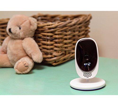 BT 4000 Video Baby Monitor
