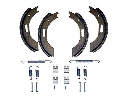 LAS 10702 Bremsbackensätze für BPW, S. Typenliste, 200 x 50