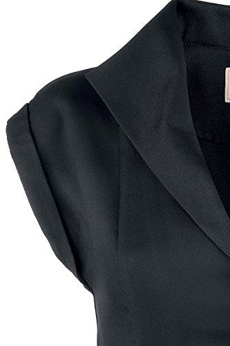 Banned Black Heart Chemise Femme noir Noir