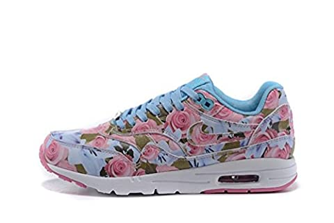 Nike AIR MAX 90 Flower - Summer 2016 limited edition womens (USA 8) (UK 5.5) (EU 39)