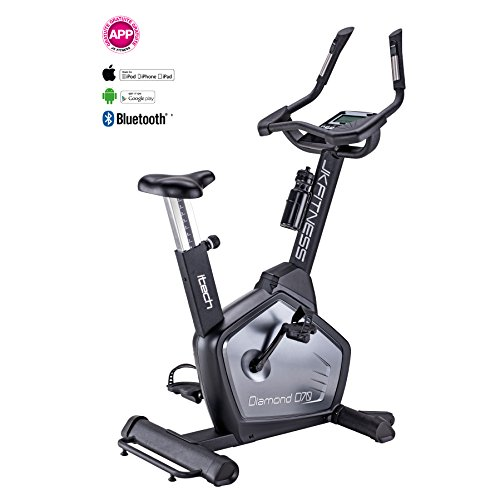JK Fitness Cyclette Diamond D70