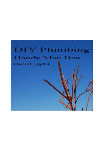 The Quick Guide to DIY Home Plumbing (English Edition)