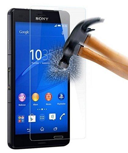 itronik® 9H Hartglas / Panzerglas für Sony Xperia Z3 / Bildschirmschutzglas / Bildschirm Schutz Folie / Schutzglas / Echte Glas / Verb&englas / Glasfolie