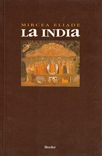 La India eBook: Mircea Eliade, Joaquín Carrigós: Amazon.es: Tienda ...
