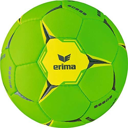 Erima Erwachsene G 9 2.0 Handball, Green Gecko/Gelb, 1