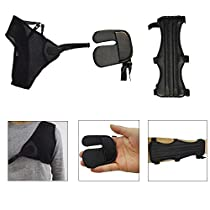 OFKP Archery Arm Protective Gear protectors Arrows Arm Guard Protective Gear for Men or Wemen