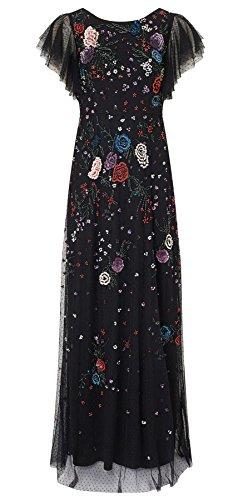 Ione Multi Coloured Beaded Dress