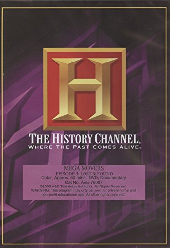 history-channel-mega-movers-episode-5-lost-found