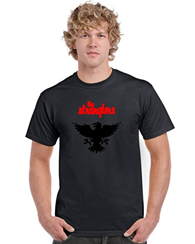 The Stranglers 'The Raven' T Shirt for Men, S to 3XL